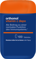 ORTHOMOL Vitamin C Depo Tabletten