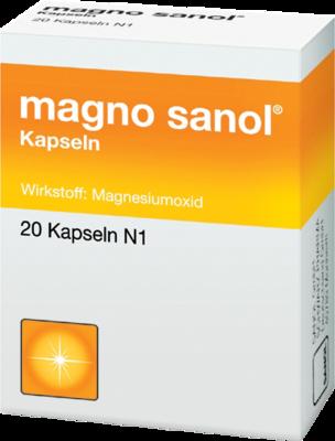 Online Apotheke Holzgerlingen - MAGNO SANOL Hartkapseln