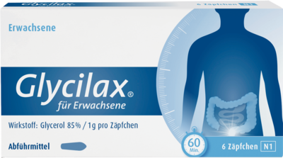 Online Apotheke Holzgerlingen - GLYCILAX Suppositorien für ...