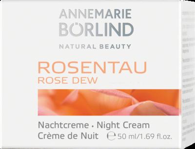 Online Apotheke Holzgerlingen - BÖRLIND Rosentau Nachtcreme