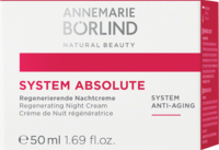 BÖRLIND system absolute Nachtcreme
