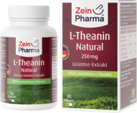 L-THEANIN Natural 250 mg Kapseln ZeinPharma