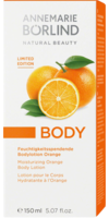 BÖRLIND feuchtigkeitsspendene Bodylotion Orange