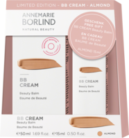 BÖRLIND BB Cream almond 50ml+15ml BB Cre.Kleingr.